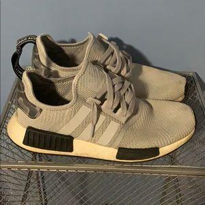 Men's Grey Adidas NMDs